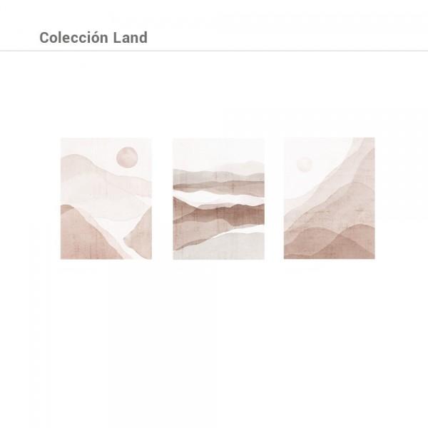 Colección Láminas Land