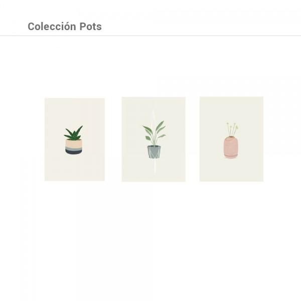 Colección Pots