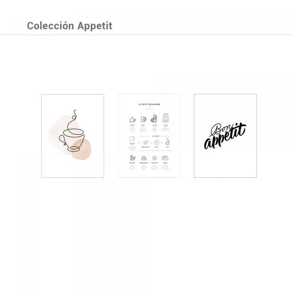 Colección Appetit