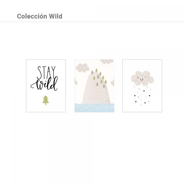 Colección Wild