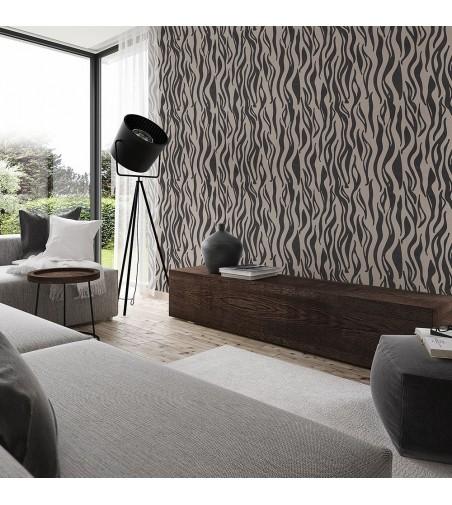 Papel pintado para pared Autoadhesivo  Animal Skin Zebra