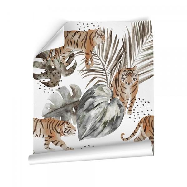 Papel pintado para pared Autoadhesivo  Animal Skin Safari