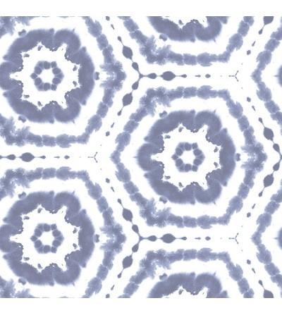 Ambiente del Papel pintado autoadhesivo con estampado blue jeans