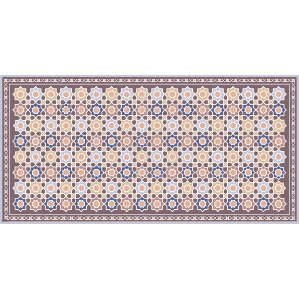 Alfombra vinílica para suelo Alhambra
