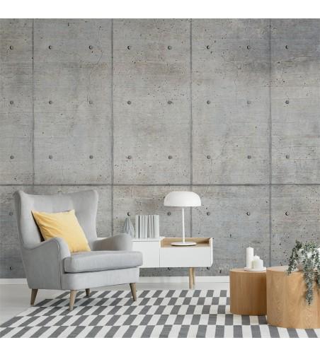 Mural Autoadhesivos para pared Concrete Blocks