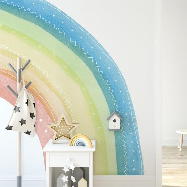 Mural Autoadhesivo Rainbow