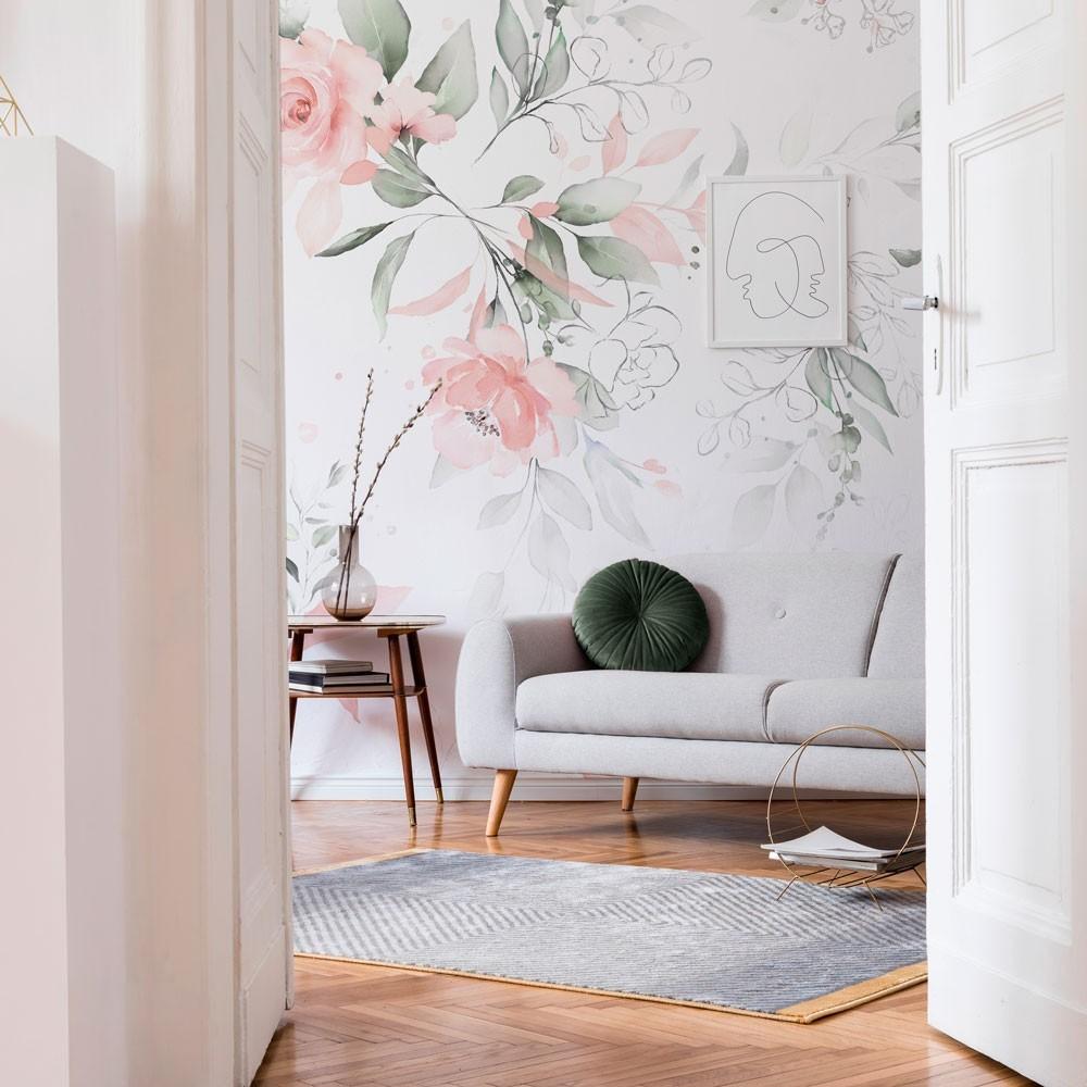 Mural Autoadhesivo Magnolia