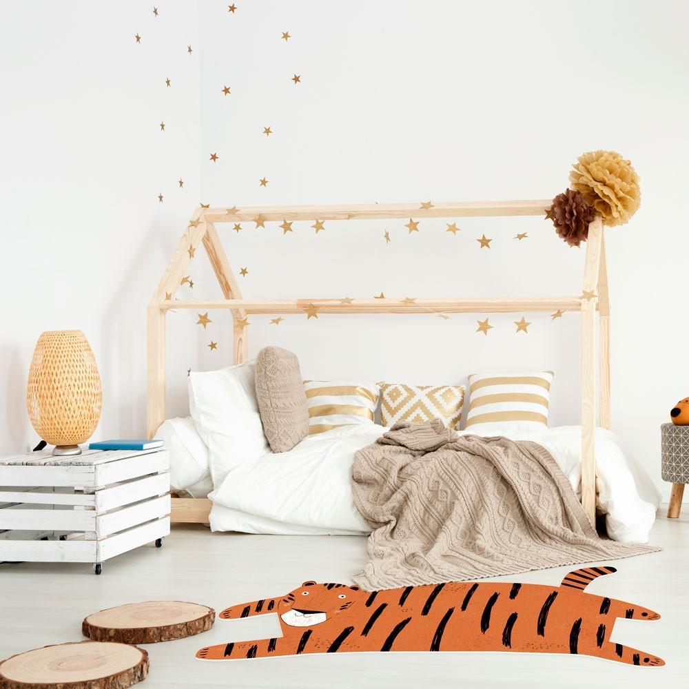 Alfombra Vinílica Tiger