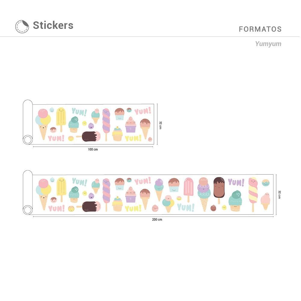 Sticker Yumyum