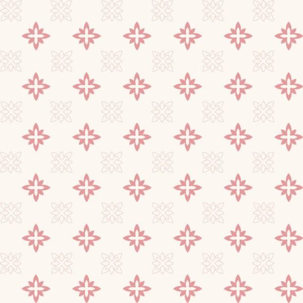 Detalle del Papel pintado autoadhesivo con estampado Arabesco Rosa