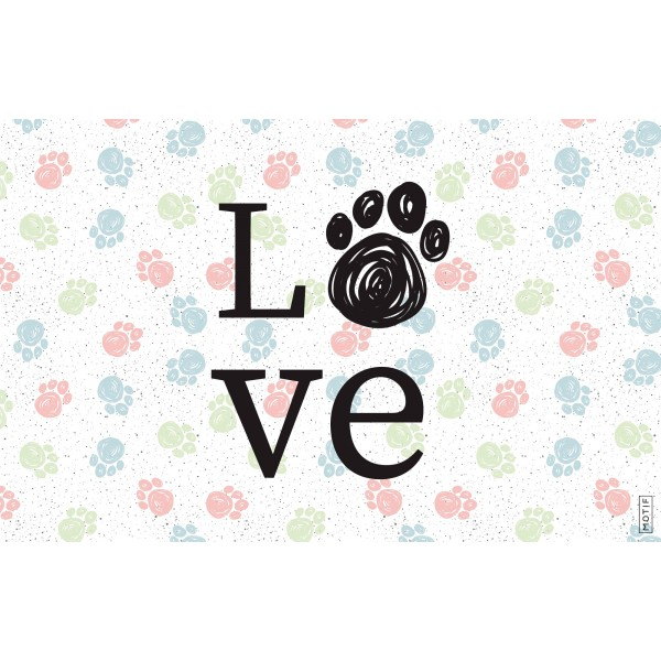 Alfombra Love
