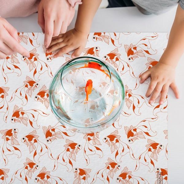 Alfombra Goldfish