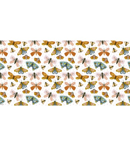 Alfombra vinílica para suelo Butterfly