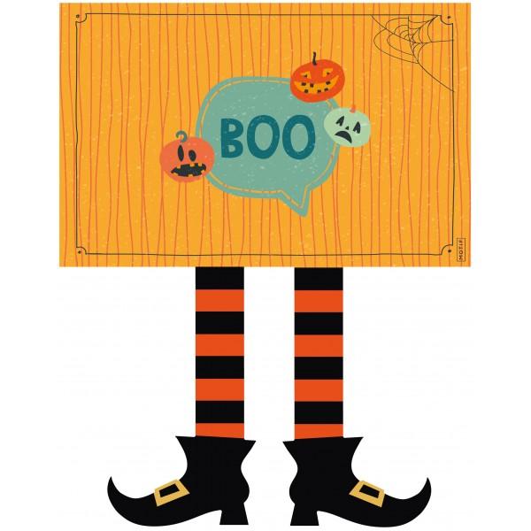 Alfombra  Boo Shoes
