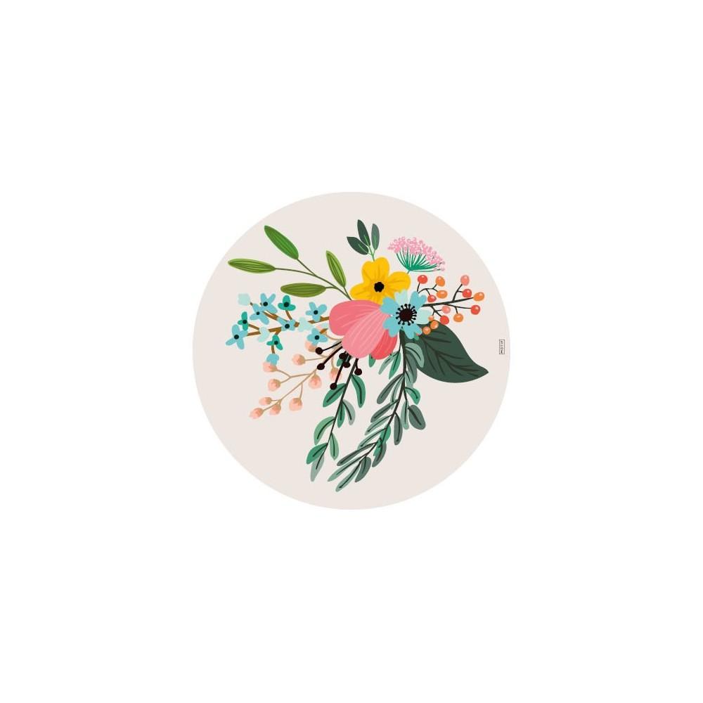 Pack de 2 manteles Lovely Flowers