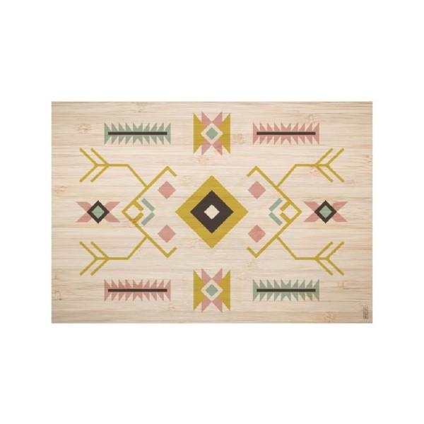 Mantel individual Indios