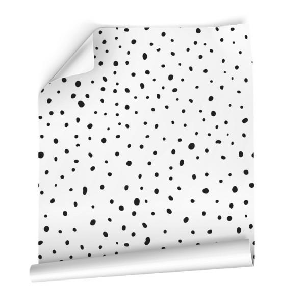 Papel pintado para pared Autoadhesivo  Crazy Dots