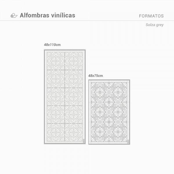 Alfombra Solza Grey