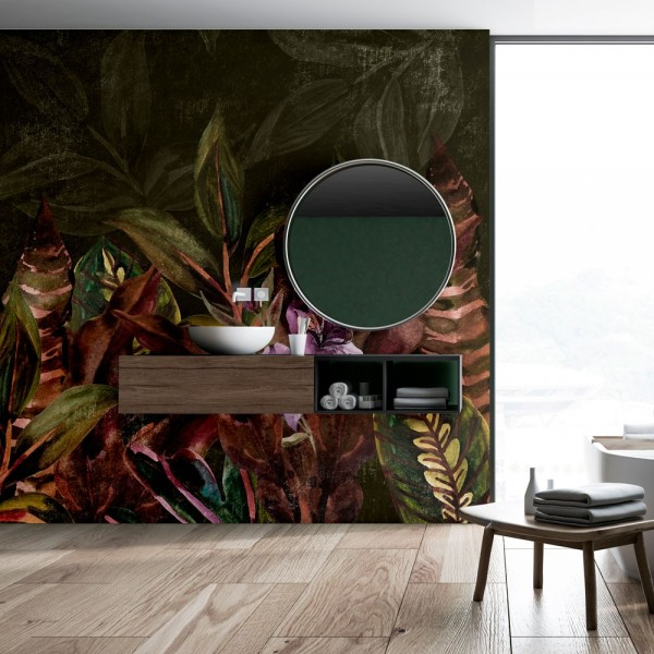 Mural autoadhesivo Tropical Dream