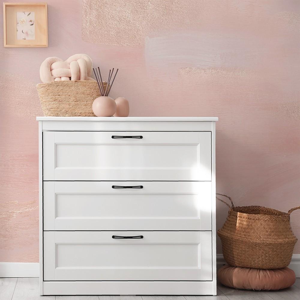 Mural autoadhesivo Glossy Pink