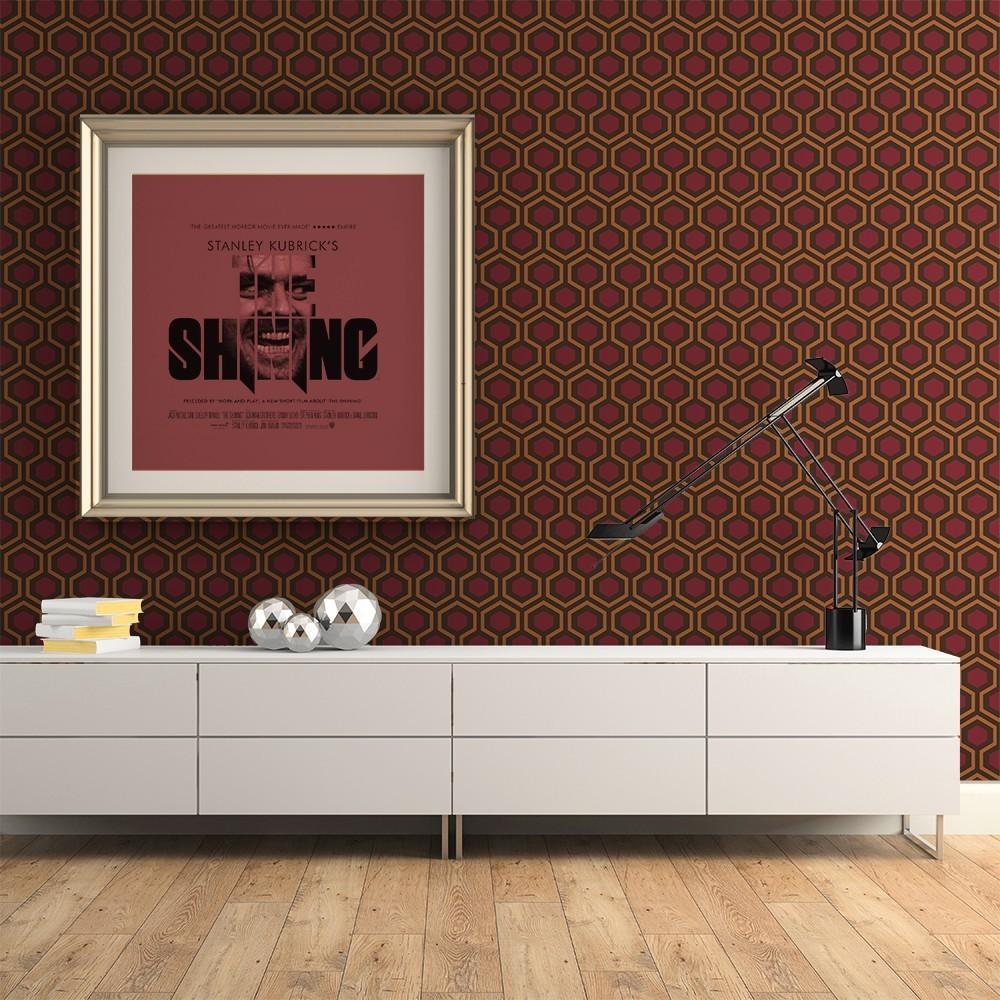 Ambiente del Papel pintado autoadhesivo con estampado Kubrick