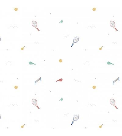 Vinilo para Mueble con estampado  Tenis