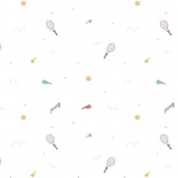Vinilo Tenis