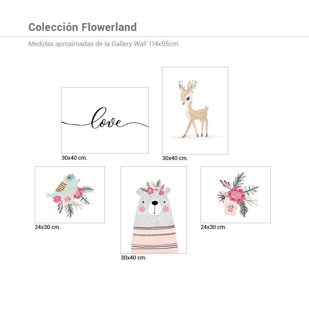 Colección Flowerland