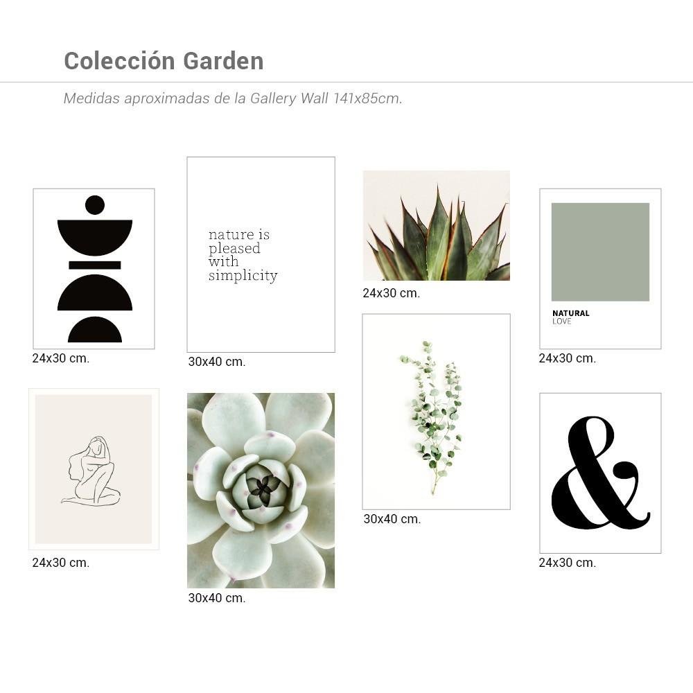 Colección Garden