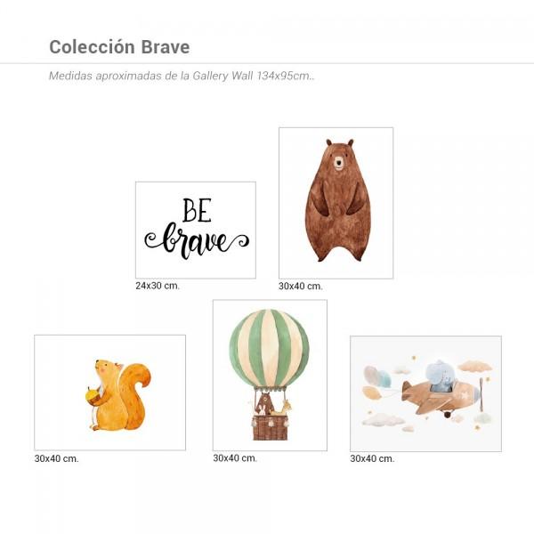 Colección Brave