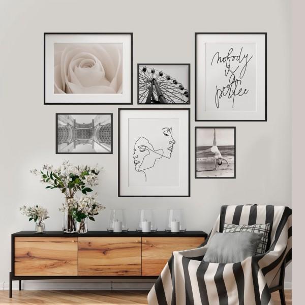 Colección White