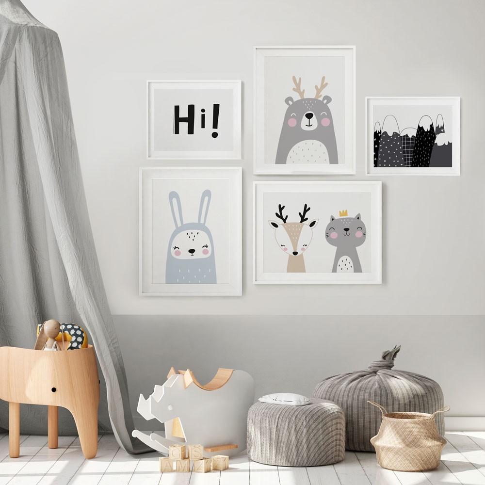 Colección Winter Animals