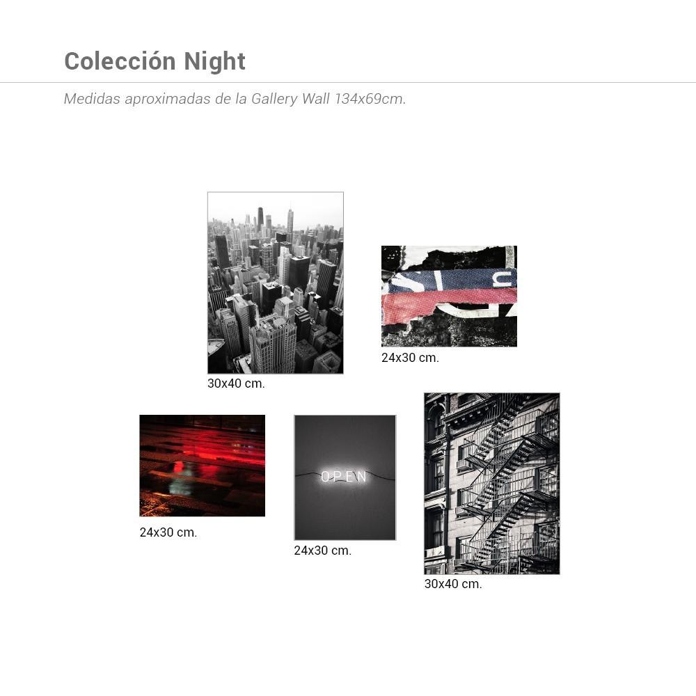 Colección Night