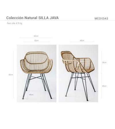 Sillón Java