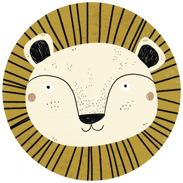Posavasos Leo (pack de 6)