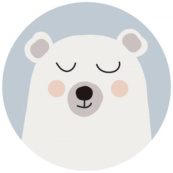 Posavasos Oso Polar (pack de 6)