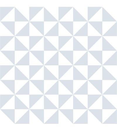Ambiente del Papel pintado autoadhesivo con estampado Triángulos