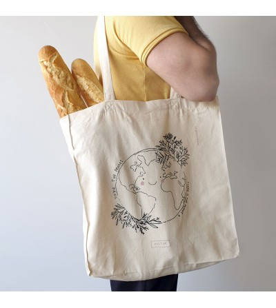 Tote Bag Mundo