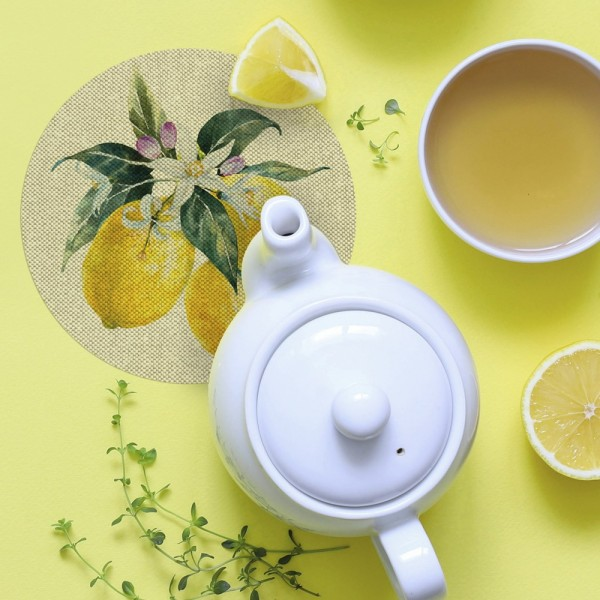 Posavasos Lemon (pack de 6)