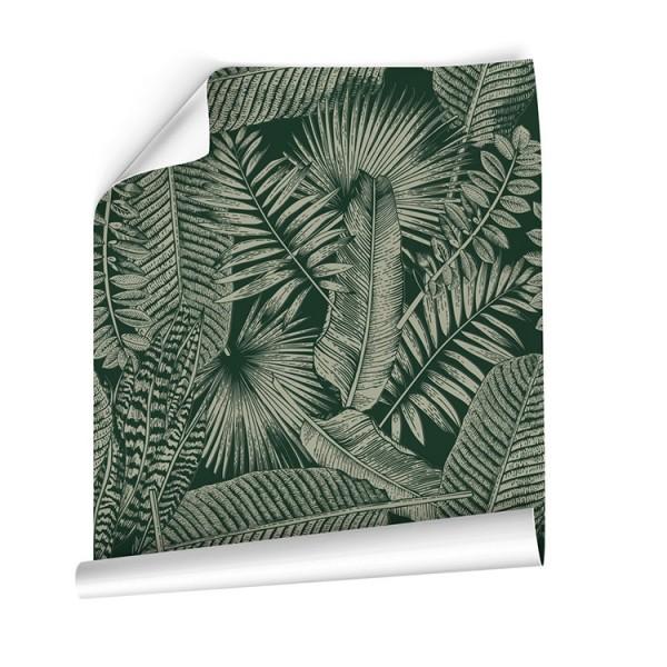 Papel Autoadhesivo  Palms