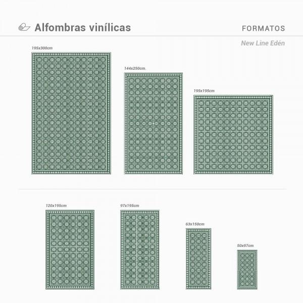 Alfombra Vinílica New Line