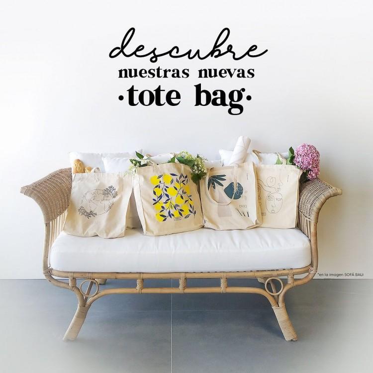 ¡Lanzamos una colección de Tote Bags!