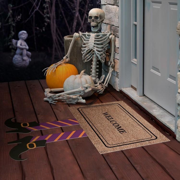 Decoración fácil y sencilla para Halloween
