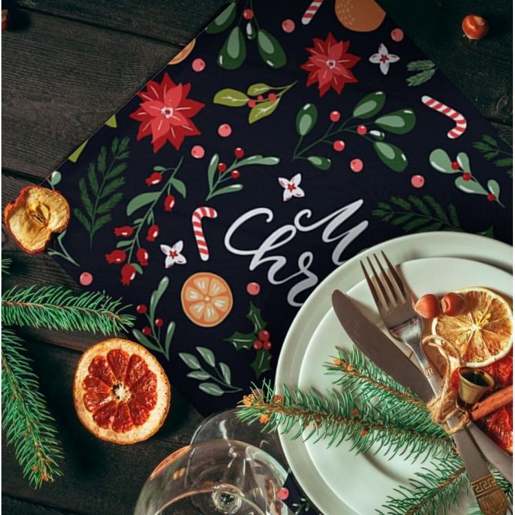 Decoraciones para el centro de tu mesa en Navidad